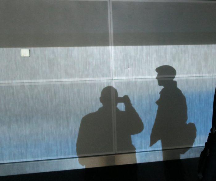 Schattenporträt | Foto © Marcus Mueller | Journalist | Berlin