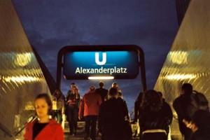 Berlin Alexanderplatz U-Bahn | Foto Marcus Mueller | Journalist | Berlin