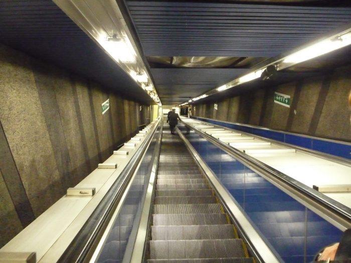 U-Bahn Rom | Foto © Marcus Mueller | Journalist | Berlin